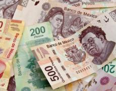 An image of Latin American currency.
