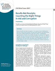 Cover of Results Not Receipts Brief